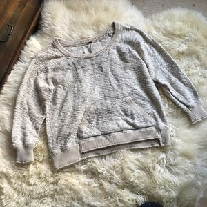 Free People Wide Neck Sweater